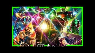 The first avengers: infinity war poster maintains consistency between films Breaking Daily News