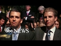 Download Lagu Eric Trump, Donald Trump Jr. on Pressure of Running Their Company: Part 2