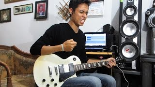 Planetshakers - Overflow guitar cover