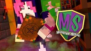 Minecraft Monster School - INTO THE FORBIDDEN LIBRARY!