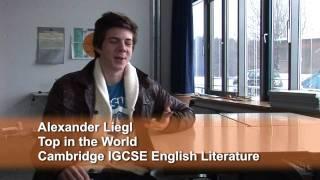 Top Cambridge IGCSE Students