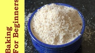 How To Grind Almonds For Use in Baking |Tips For Grinding Almonds