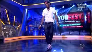 El Hormiguero - El mejor breakdancer del mundo, Marquese Scott, baila para nosotros