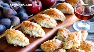 How to Make Armenian Gata with Puff Pastry - Heghineh Cooking Show