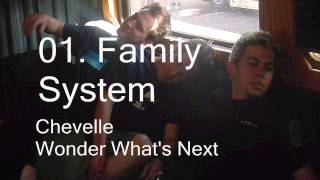 Chevelle   Wonder What's Next   01  Family System