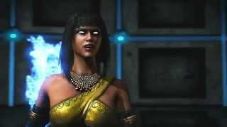 Mortal Kombat X: Tanya Official Trailer