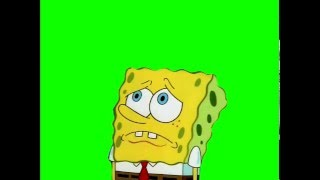 SpongeBob Green Screen: Does everybody know about opposite day?