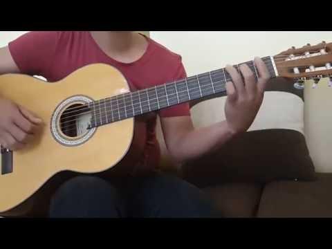 Chahun Main Ya Naa - Guitar Cover FingerStyle by AndyAgil