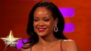 Rihanna Reveals If She