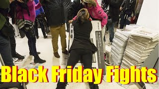 Black Friday Fights in Kingdom Of England 2014