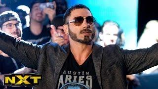 Austin Aries feels Baron Corbin's wrath: WWE NXT, March 2, 2016