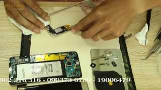 Galaxy S6 Edge plus Disassembly, how Open & Teardown for repair, for gold plating