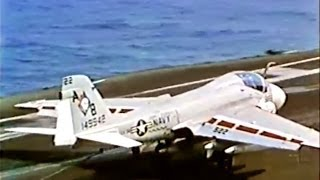 The Grumman A-6E Intruder: Any Weather, Any Time  Restored Color 1973