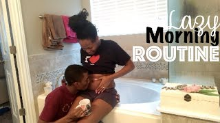 Lazy Weekend Morning Routine | Couples Morning Routine | Married Life