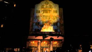 3D Projection Mapping in Honolulu Hawaii