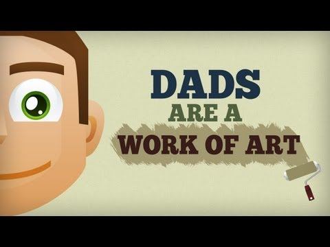 FATHER S DAY Dads Are A Work of Art