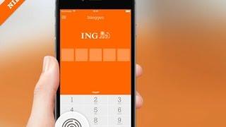تفعيل برنامج او تطبيق بنك ING على جوالك او تابلت