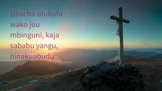 Yesu Mwanakondoo (Unastahili)