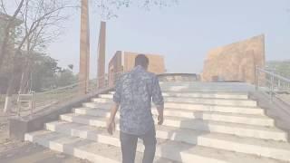 Walking down JKKNIU