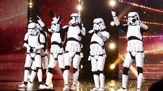 GOLDEN BUZZERS 2016 Britain's Got Talent