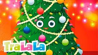 O, brad frumos - Cântece de iarnă pentru copii | TraLaLa