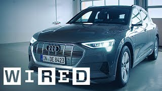 The car of the future | WIRED with Audi