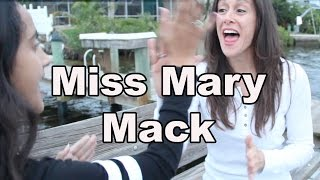 Children's Song Miss Mary Mack | Nursery Rhyme for toddlers & kids with lyrics | Patty Shukla