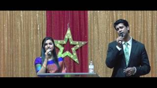 Bro. Raj Prakash Paul - Yehova Needu Melulanu Song @ ATCS Christmas