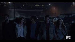 Scott McCall - My Friends. My Pack. [Teen Wolf 6B Ending Scene]