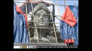 Noakhali Chuwmuhani Durga Puja 01 10 2016