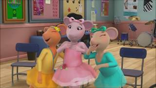 Angelina Ballerina The Next Steps(Angelina's Lunch Table)HD