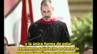 Discurso de Steve jobs en Stanford (subtitulado)