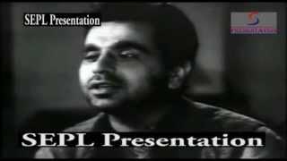 Lagi Nahi Chute - Dilip Kumar, Lata Mangeshkar - MUSAFIR - Dilip Kumar, Suchitra Sen, Usha kiran