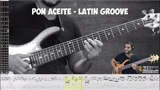 Pon Aceite - Latin Groove