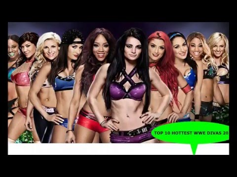 Xxx Mp4 Top 10 Hottest And Beautiful WWE Divas In 2016 Hot Girls 3gp Sex