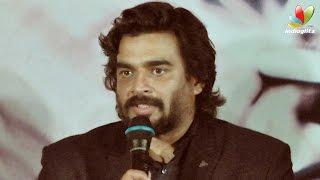 Press Interaction: No script in Kollywood impresses me : Madhavan | Irudhi Suttru