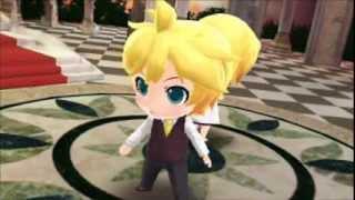 [3DS] 初音ミク Project Mirai 2 PV「アドレサンス」