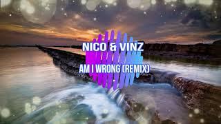 Nico & Vinz -Am I Wrong  Remix
