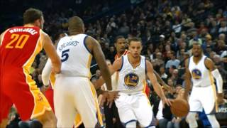 Stephen Curry Shooting Form in Slow Motion