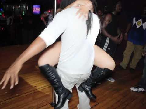 Grinding and Freak Dancing at Club Gloss