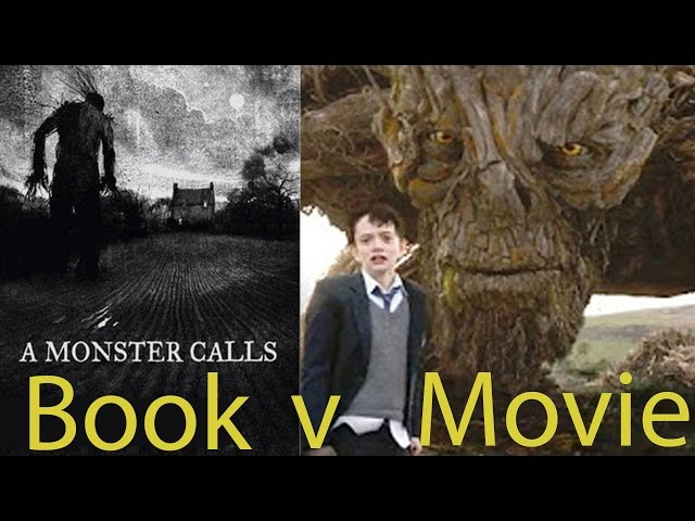 A Monster Calls | Book v Movie | Top 5 Changes