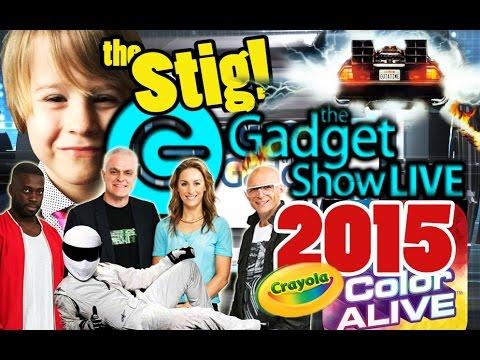 Xxx Mp4 Gadget Show Live 2015 Meeting The Stig Jason Bradbury At Gadget Show Live 2015 Beau S Toy Farm 3gp Sex