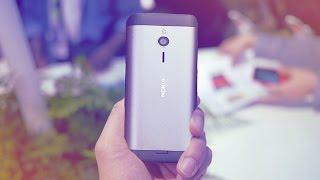 Nokia 230 &  Nokia 230 Dual Sim Aluminum Phones Features Review