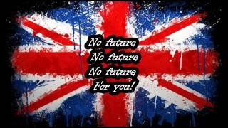 Motörhead - God Save The Queen (lyrics)