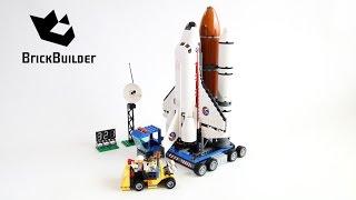 Lego City 60080 Spaceport - Lego Speed Build