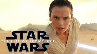 Star Wars Episode IX Teaser Trailer