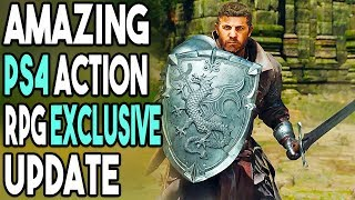 Amazing PS4 Action RPG Exclusive Update - Project Awakening Arise