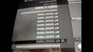 Mw2 PS3 Farbigeklassen Hack TuT