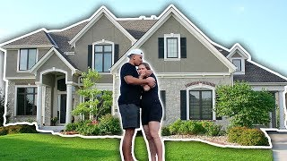 BUYING MY MOM HER DREAM HOUSE *EMOTIONAL*