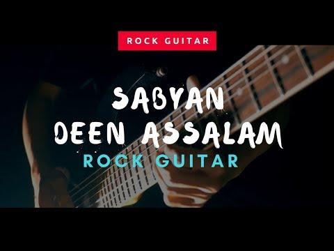 Xxx Mp4 DEEN ASSALAM SABYAN Rock Guitar Version By Jeje GuitarAddict 3gp Sex